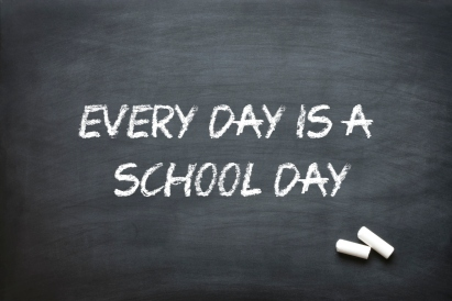 Image result for everyday is a school day