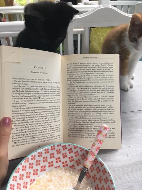 linda reading